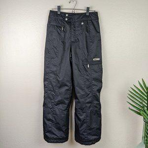 Nils Skiwear Snow Pants Insulated Black 4